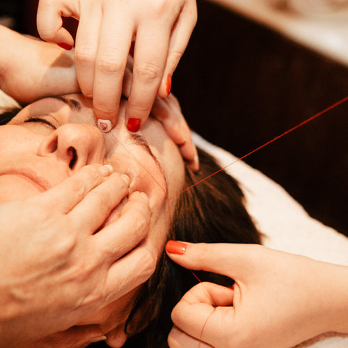 Facial Waxing or Threading