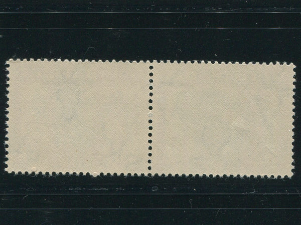 1945 ROTO 2/6d BLUE & BROWN- MNH - SACC 50a