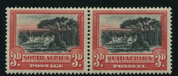 SA 1927 3d LONDON PRINTING MNH - SACC 34