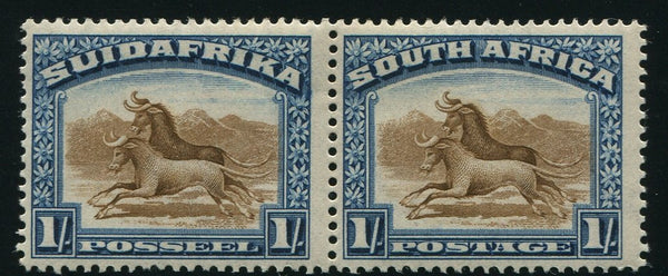 SA 1927 1/- LONDON PRINTING MNH - SACC 36