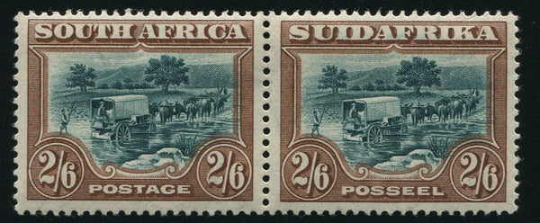 SA 1927 2/6 LONDON PRINTING MNH - SACC 37