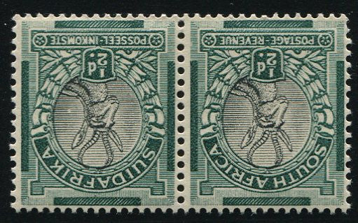 1930 ROTO 1/2d INVERTED WATERMARK- MNH - SACC 42e LIGHTER SHADE