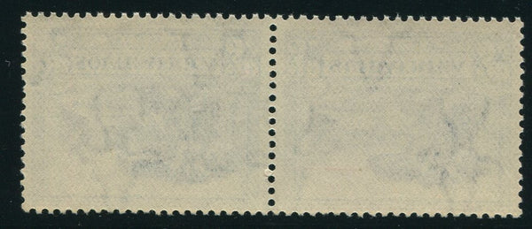 1933 ROTO 3d BLUE INVERTED WATERMARK MNH - SACC 46a
