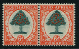 1937 6d  FAINT BACKGROUND MNH- SACC 60