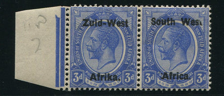 SWA 1923 3d DEEP  BLUE MINT - SACC 29a