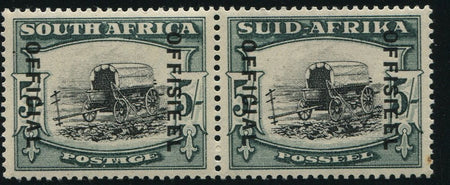 1930-1947 2d OFFICIAL BLUE & VIOLET MINT -SACC O15a