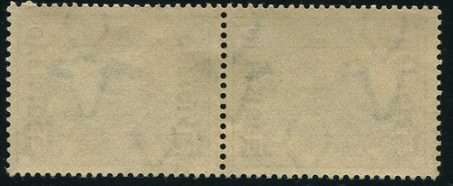 1935-1951 10/-  OFFICIAL 'OFFICIAL AT LEFT'  MINT -SACC O36