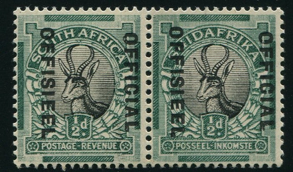 1930-47 1/2d   OFFICIAL   9mm MNH -SACC O11