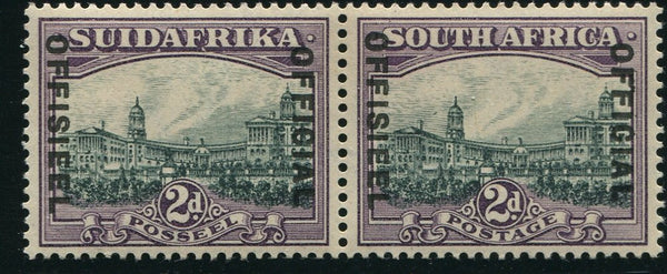 1930-47 2d   OFFICIAL MINT -SACC O15