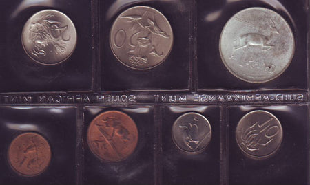 2004 PROOF SET 1c-R5