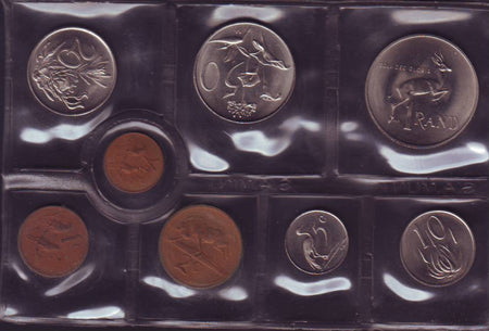 1968 Proof Set 1c to R1