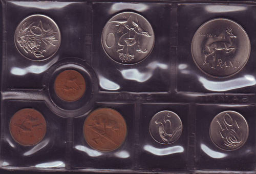 1978  Uncirculated Set 1c to R1
