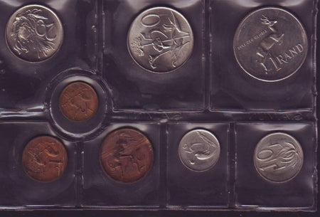 2008 PROOF SET 1c-R5