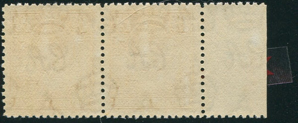 "NORTHERN RHODESIA  KGV1 1941 ""TICKBIRD"" FLAW ON 1 1/2d YELLOW"