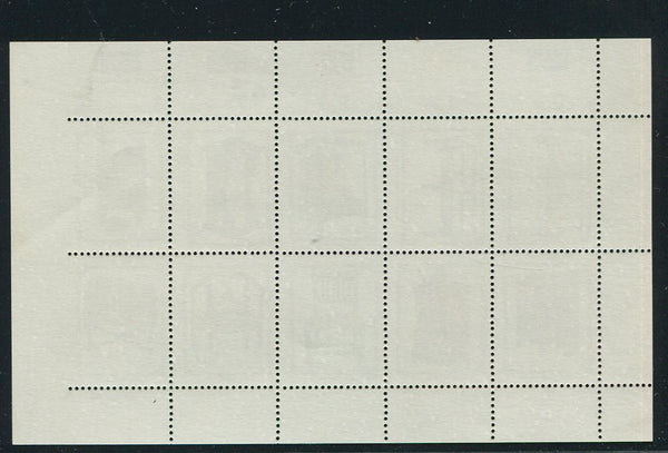 1992 CAPE ANTIQUE FURNITURE IMPERFORATE RIGHT SIDE OF SHEET