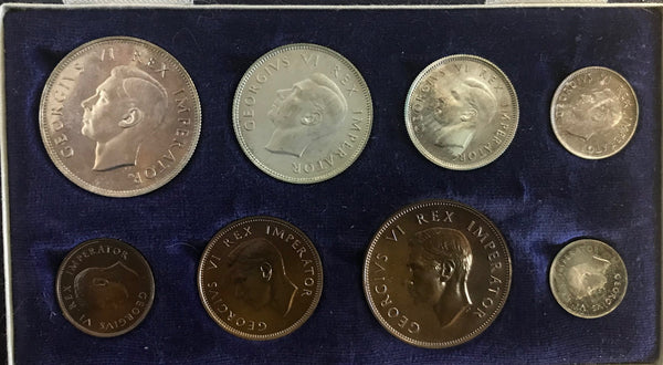 SA 1945 PROOF SET - RARE!