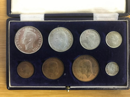 SA 1946 PROOF SET - RARE!