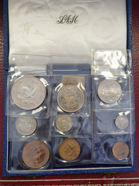 SA 1950 PROOF SET - SCARCE