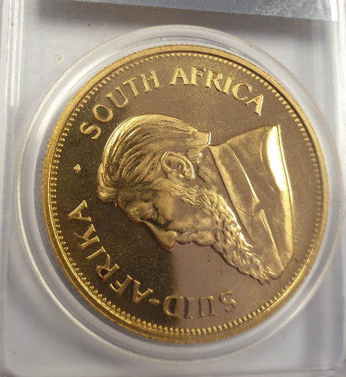 1968 ONE OUNCE PROOF KRUGERRAND