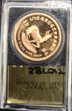 1984  PROOF TENTH KRUGERRAND