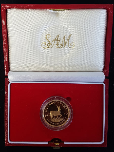 2000 NATURA SABLE ANTELOPE PROOF HALF OUNCE