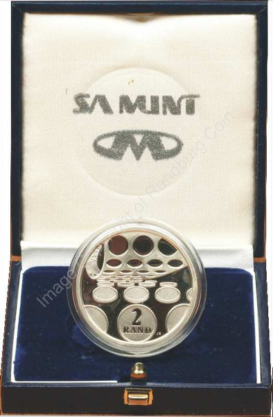 1992 R2 SILVER PROOF MINTAGE