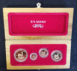 1994 PRESTIGE  PROOF KRUGERRAND SET -RARE