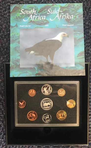 1995 PROOF SET 1c-R5