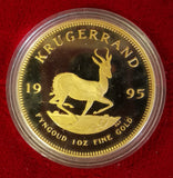 1995 ONE  OUNCE PROOF KRUGERRAND