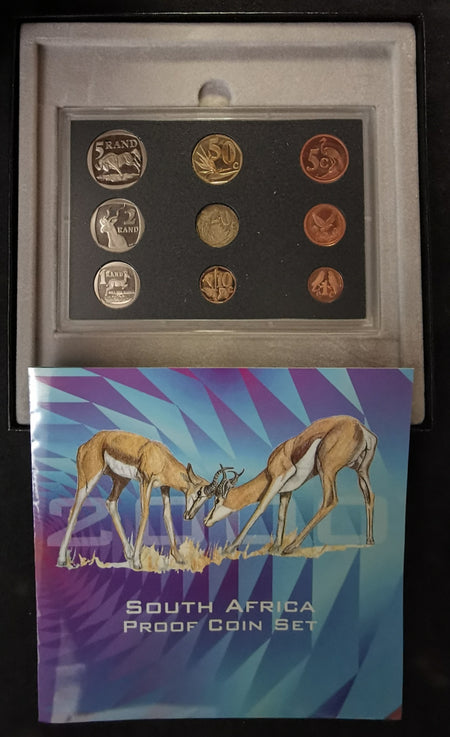 2007  PROOF SET 1c-R5