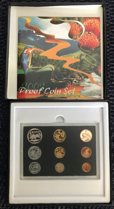 2003 PROOF SET 1c-R5