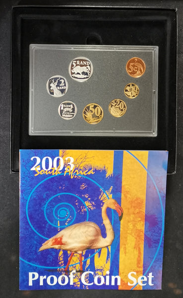 RSA 2003 PROOF SET
