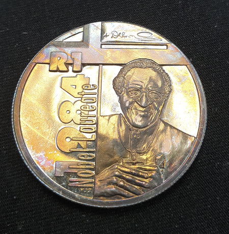 2005 PROOF SILVER RAND - LUTHULI