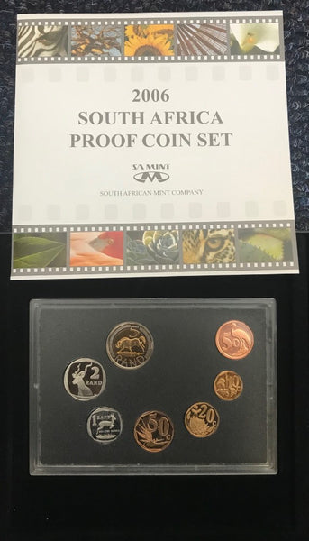 2006 PROOF SET 1c-R5