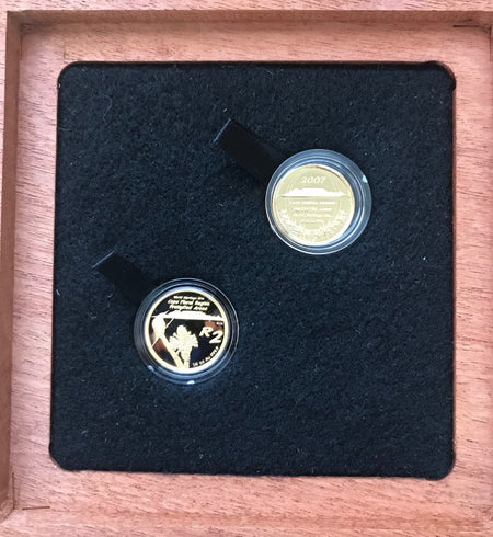 2010 ONE RAND ONE TENTH OUNCE GOLD - FIFA - SOCCER