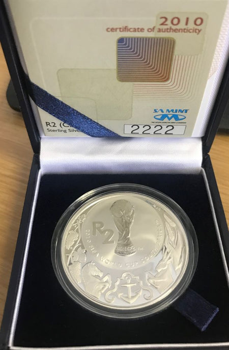 1994 MANDELA INUAGURATION ONE OUNCE PROOF