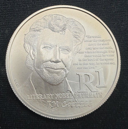 1994  R1 SILVER INAUGURATION PROOF