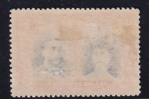 RHODESIA 1910 4d  DOUBLE HEAD FINE MINT SG 138 #3