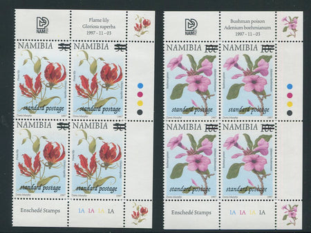 NAMIBIA 2005 REGISTERED  STANDARD MAIL   - SACC 495