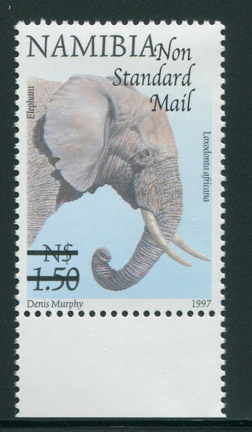 NAMIBIA 2005 NON STANDARD MAIL  - SACC 494