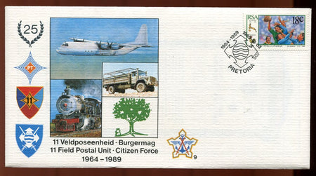 SA Defence Force 14a - Signed