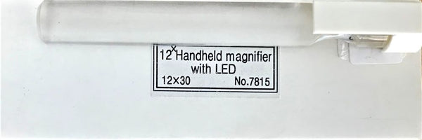Handheld  Magnifier with LED