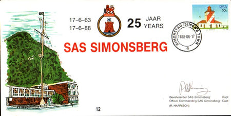 Simon's Town Historical Society - #005