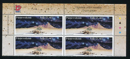 2000 18 February Ducks of Namibia - Set of 4