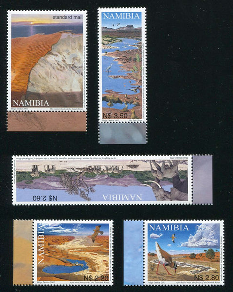 2002 1 July Ephemeral Rivers of Namibia