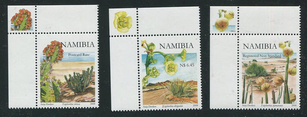 2008 3 March . Euphorbias of Namibia