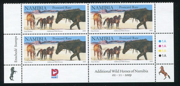 2009 2 November. Wild Horses Additional Value - Control Block
