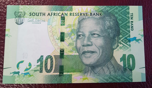 TEN RAND 2012 2nd ISSUE  - G MARCUS