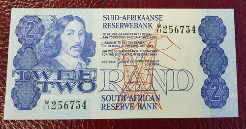 TWO RAND 1978 4th ISSUE  - TW de JONGH