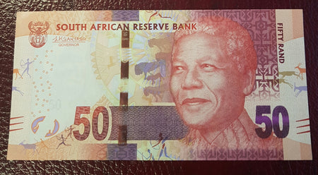 TWENTY RAND 2012 2nd ISSUE  - G MARCUS